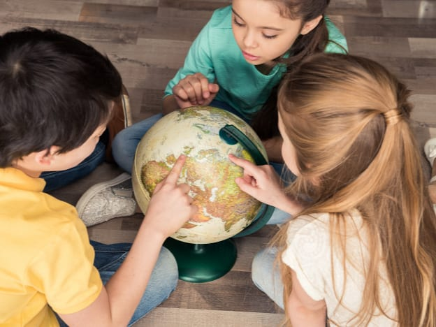 Geography & Cultures course image