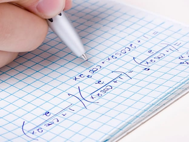 Math Placement Tests course image