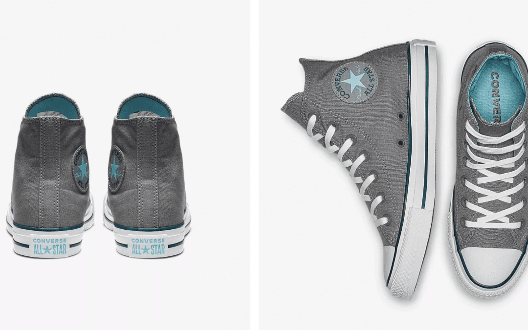 Converse Shoes Only $25 Shipped