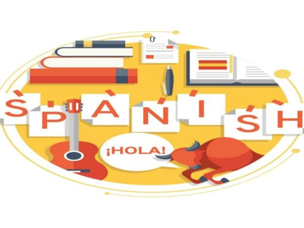 Middle School Spanish (2020/2021) course image