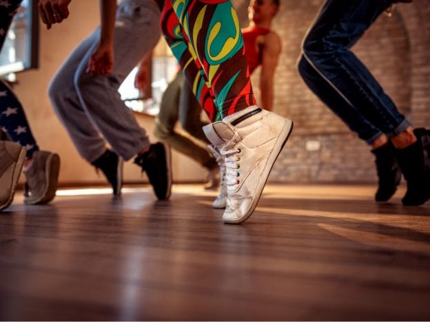 Hip Hop for Beginners Live Class course image