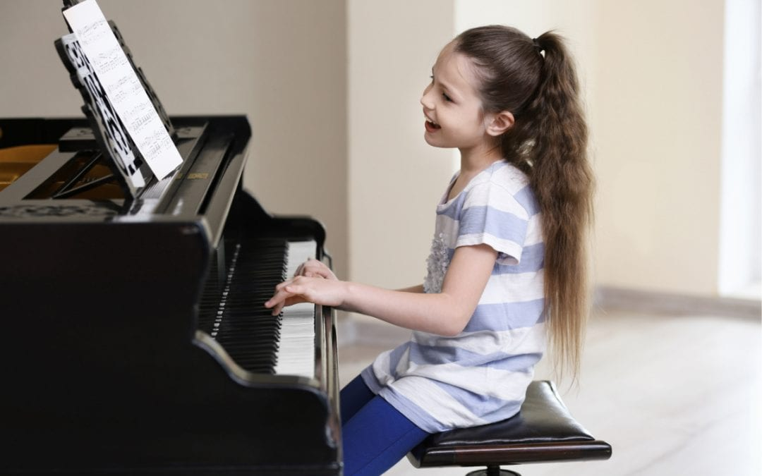 Online Voice and Piano Lessons